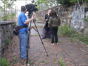 Lady Passion interviewed by Charu Kumarhia for WLOS-TV 13 News
